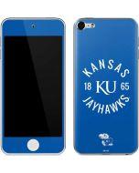 Kansas Jayhawks KY 1865 Apple iPod Skin