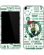 Boston Celtics Historic Blast Apple iPod Skin