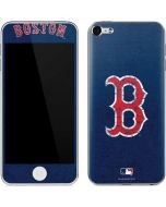 Boston Red Sox - Solid Distressed Apple iPod Skin