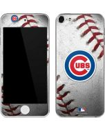 Chicago Cubs Game Ball Apple iPod Skin