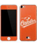 Baltimore Orioles Monotone Apple iPod Skin