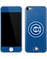 Chicago Cubs Monotone Apple iPod Skin