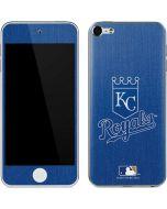 Kansas City Royals Monotone Apple iPod Skin
