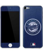Minnesota Twins Monotone Apple iPod Skin