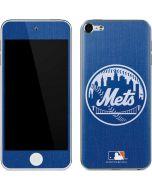 New York Mets Monotone Apple iPod Skin