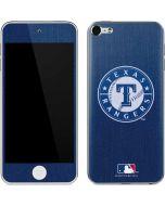 Texas Rangers Monotone Apple iPod Skin