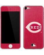 Cincinnati Reds Monotone Apple iPod Skin