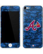 Atlanta Braves Digi Camo Apple iPod Skin