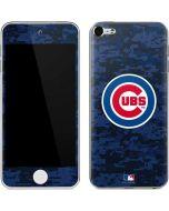 Chicago Cubs Digi Camo Apple iPod Skin