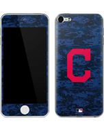 Cleveland Indians Digi Camo Apple iPod Skin