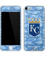 Kansas City Royals Digi Camo Apple iPod Skin