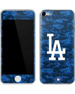 Los Angeles Dodgers Digi Camo Apple iPod Skin