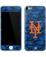 New York Mets Digi Camo Apple iPod Skin