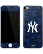 New York Yankees Digi Camo Apple iPod Skin