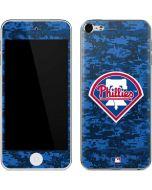 Philadelphia Phillies Digi Camo Apple iPod Skin