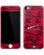 St Louis Cardinals Digi Camo Apple iPod Skin