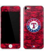 Texas Rangers Digi Camo Apple iPod Skin