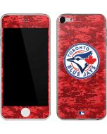 Toronto Blue Jays Digi Camo Apple iPod Skin