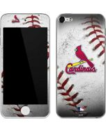 St. Louis Cardinals Game Ball Apple iPod Skin
