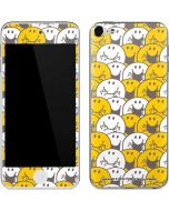 Mr Happy Collage Apple iPod Skin