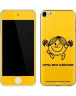 Little Miss Sunshine Apple iPod Skin