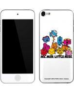 Mr Men Little Miss and Friends Apple iPod Skin