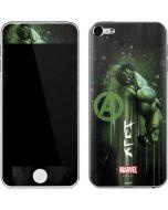 Hulk is Ready Apple iPod Skin