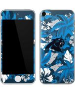 Carolina Panthers Tropical Print Apple iPod Skin