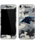Carolina Panthers Camo Apple iPod Skin
