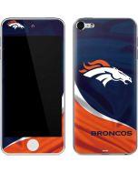 Denver Broncos Apple iPod Skin