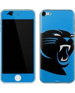 Carolina Panthers Large Logo Apple iPod Skin
