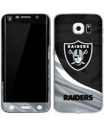 Las Vegas Raiders Galaxy S6 Edge Skin