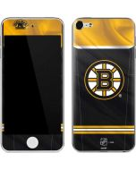 Boston Bruins Home Jersey Apple iPod Skin