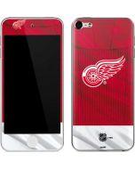 Detroit Red Wings Home Jersey Apple iPod Skin