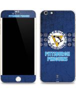 Pittsburgh Penguins Vintage iPhone 6/6s Plus Skin