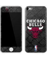 Chicago Bulls Dark Rust Apple iPod Skin
