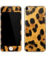 Leopard Apple iPod Skin
