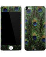 Peacock Apple iPod Skin