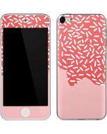 Coral Spring Sprinkles Apple iPod Skin