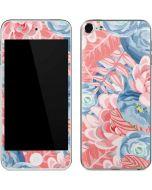 Spring Floral Apple iPod Skin