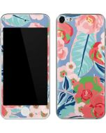 Pink Spring Flowers Apple iPod Skin