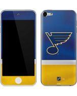 St. Louis Blues Jersey Apple iPod Skin