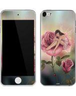 Rose Fairy Apple iPod Skin