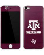 Texas A&M Aggies Apple iPod Skin