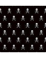 Skull and Crossbones (white) Apple iPod Skin
