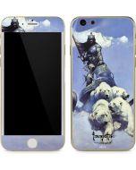 Sliver Warrior iPhone 6/6s Skin