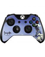 Sliver Warrior Xbox One Controller Skin