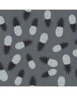 Black and White Pineapples V30 Pro Case
