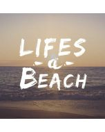 Lifes A Beach Galaxy S8 Plus Skin