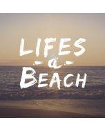 Lifes A Beach Nintendo Switch Pro Controller Skin
